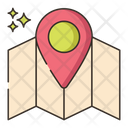 Mmap Route Path Icon