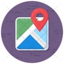 Map Location Marker Map Pin Location Pointer Icon