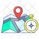 Localization Gps Map Location Icon