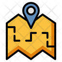 Map Location Address Placeholder Icon