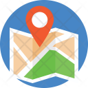 Map Location Pointer Icon