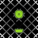 Map Locator Map Pin Icon