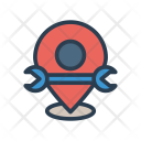 Map Location Position Icon