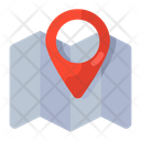 Map Locator Pin Pointer Map Navigation Icon