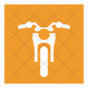 Map Motorbike Transport Icon