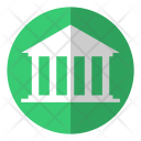 Map Museum Bank Icon