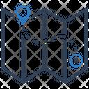 Navigation Direction Gps Icon