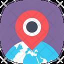 Gps Map Navigation Icon