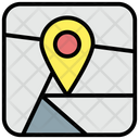 Map Navigator Map Navigation Icon