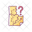 Map Pieces Icon