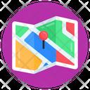Map Pin Gps Navigation Icon