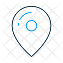 Map Point Location Map Icon
