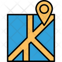 Map Pointer Parking Area Parking Location Icon