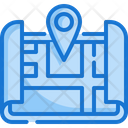 Map Pointer Map Location Icon