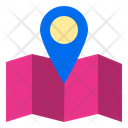 Map Position Icon