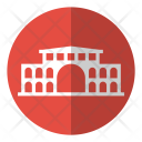 Map Post Office Icon