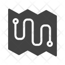 Map Route Icon