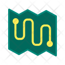 Route Map Direction Icon