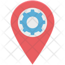 Map Setting Icon