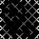 Map Pin Setting Icon