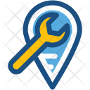 Map Setting Icon