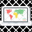 Map Statistics Icon