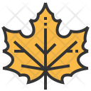 Maple Leaf Greenery Icon
