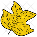 Maple Leaf Leaf Foliage Icon