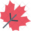 Maple Leaf Ecology Icon
