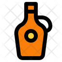Thanksgiving Maple Syrup Fall Icon