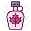 Maple Syrup Beverage Bottle Icon