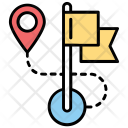 Mapping Marker Geolocation Icon