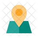 Maps Location Pin Icon
