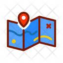 Maps Map Adventure Icon