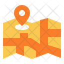 Location Position Gps Icon