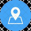 Maps Pin Tag Icon