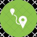 Maps Location Navigation Icon