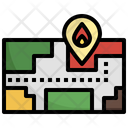 Maps And Location Icon