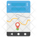 Map App Navigation App Mobile App Icon