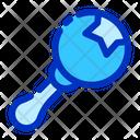 Maraccas Newborn Kid Icon