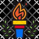 Marathon Torch Icon