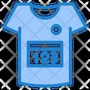 Marathon Tshirt Icon