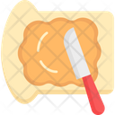 Margarine Bread Butter Penut Butter And Bread Icon