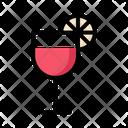 Margarita Beverage Cocktail Icon