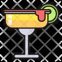 Margarita Drink Alcohol Icon