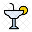 Margarita Beverage Soda Icon