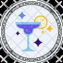 Margarita Mocktail Cocktail Icon