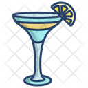 Margarita Beverage Juice Icon