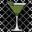 Juice Margarita Glass Of Lemonade Icon
