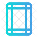 Margin Text Interface Icon
